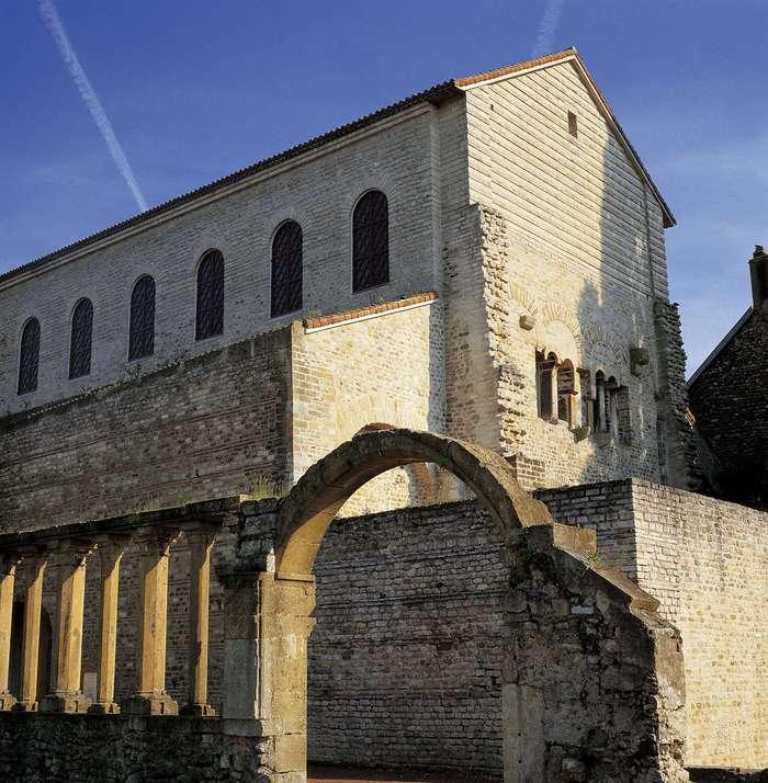 Journées du patrimoine 2020 - Visite libre de Saint-Pierre-aux-Nonnains