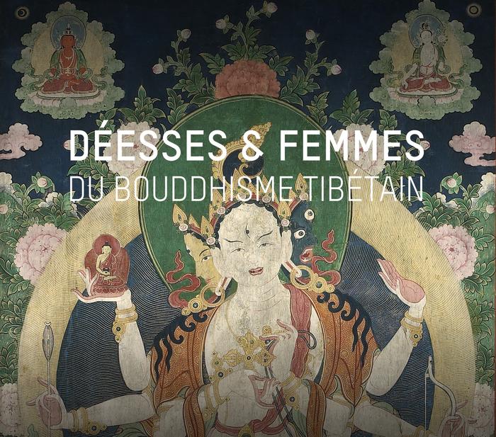 Journées du patrimoine 2020 - Exposition « Déesses et femmes du bouddhisme tibétain »
