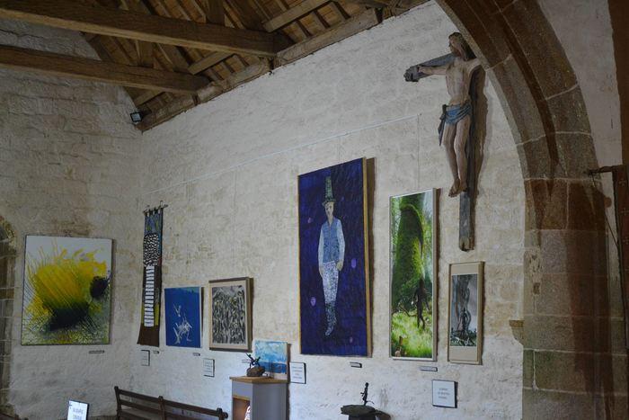 Journées du patrimoine 2020 - Exposition / Chapelle en vie
