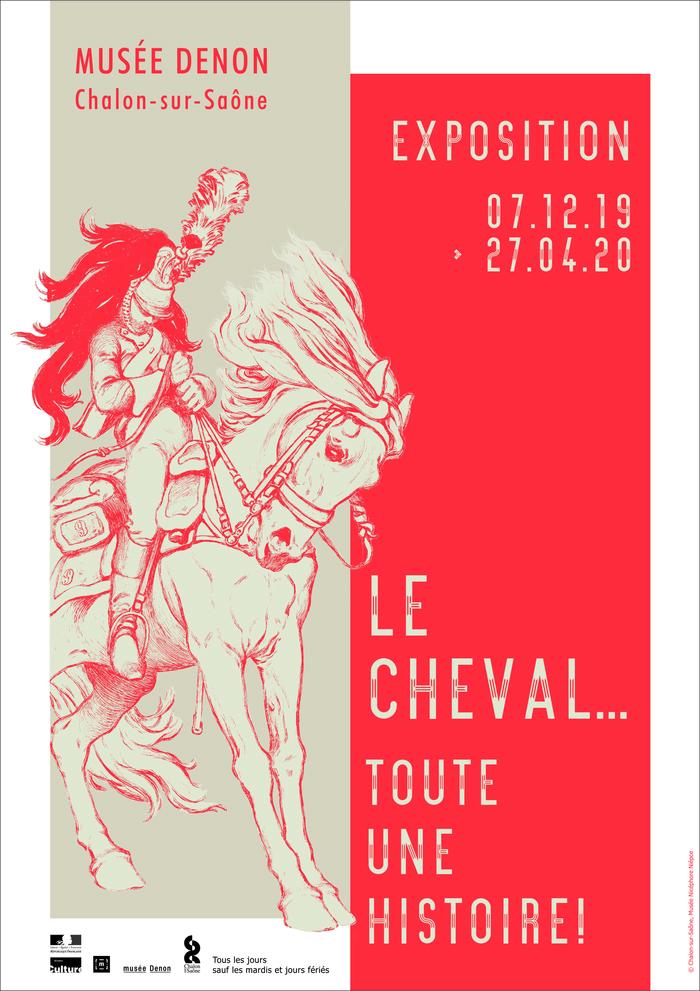 Journées du patrimoine 2020 - Le cheval... toute une histoire !