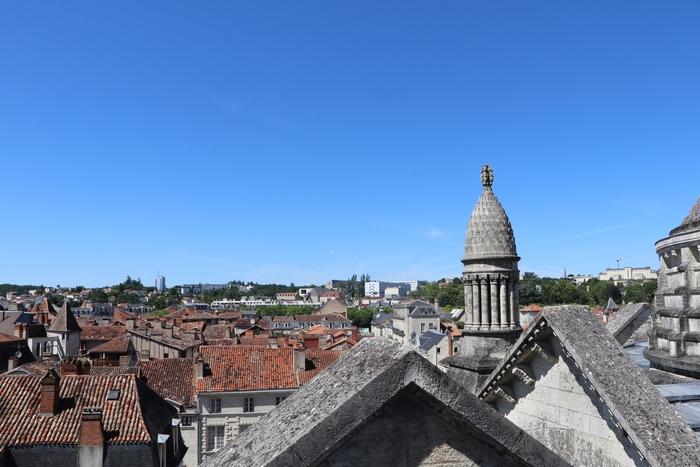 Journées du patrimoine 2019 - Sur les toits de la cathédrales Saint-Front
