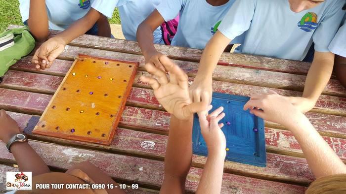 Journées du patrimoine 2019 - Ateliers de démonstration de jeux traditionnels – Gwajéka