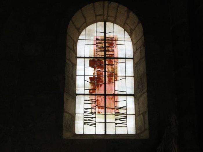 Journées du patrimoine 2020 - Découverte de l'église romane de Saint-Sauveur-de-Givre-en-Mai