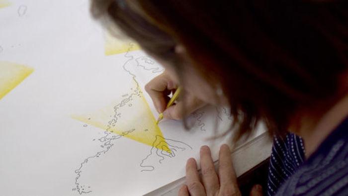 Résidence d'artiste en partenariat avec le Centre d'Art Le Lait