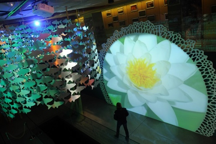 Journées du patrimoine 2019 - Visite de la muséographie-scénographie