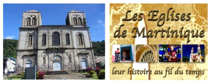 Journées du patrimoine 2020 - St-Pierre / «Les églises de Martinique, leur histoire au fil du temps», projection-débat à la cathédrale.