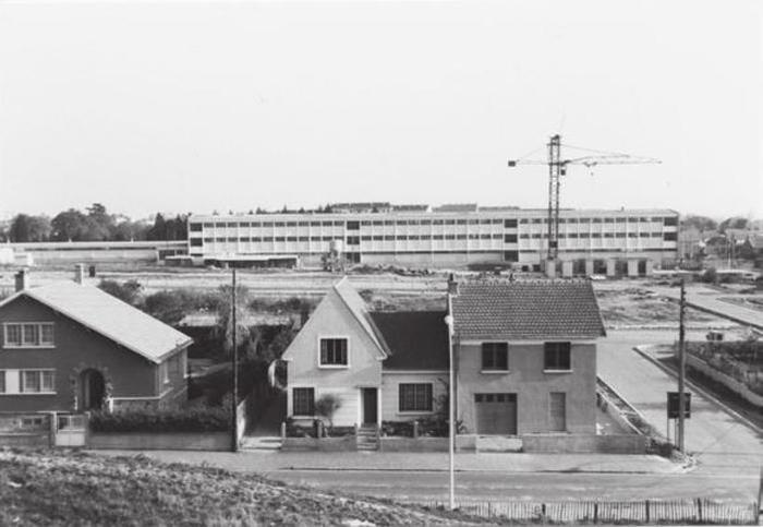 Journées du patrimoine 2020 - Balade guidée duquartier du Breil-Malville