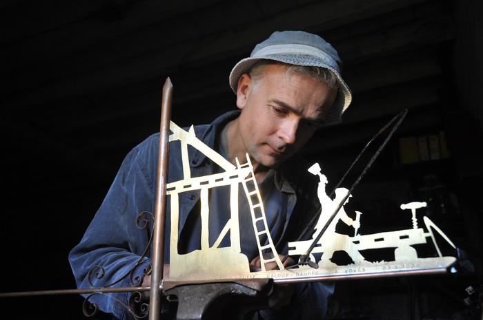 Journées du patrimoine 2019 - Visite guidée d'un atelier de fabrication de girouettes