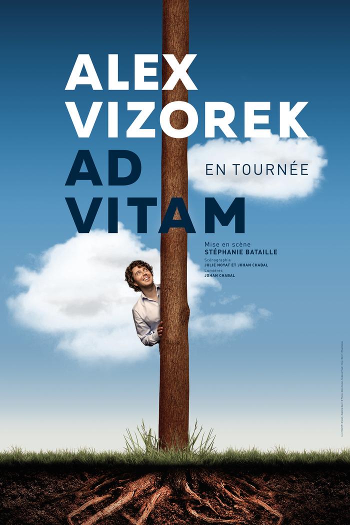Alex Vizorek – 14 mars 2021 – Théâtre Fémina