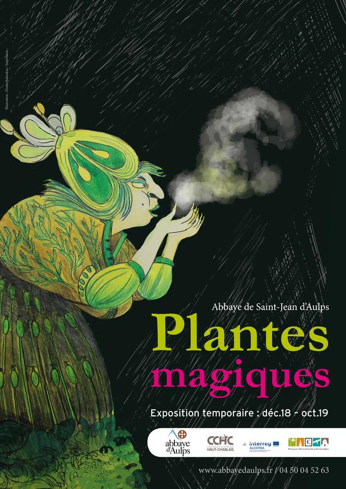 Journées du patrimoine 2019 - Exposition « Plantes magiques »