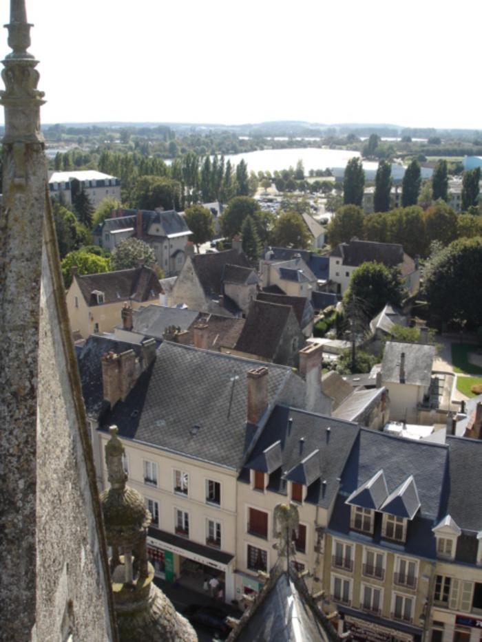Journées du patrimoine 2019 - Montée au clocher de l'église Notre Dame des Marais à La Ferté-Bernard