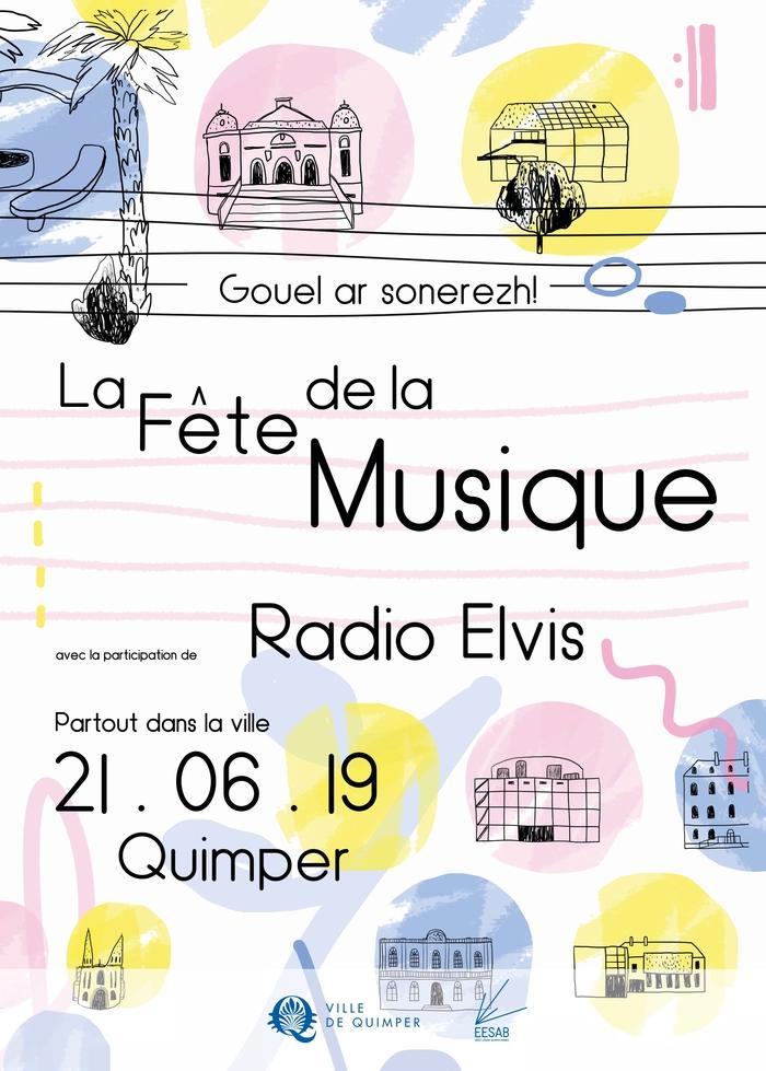 Fête de la musique 2019 - Ballade Musicale