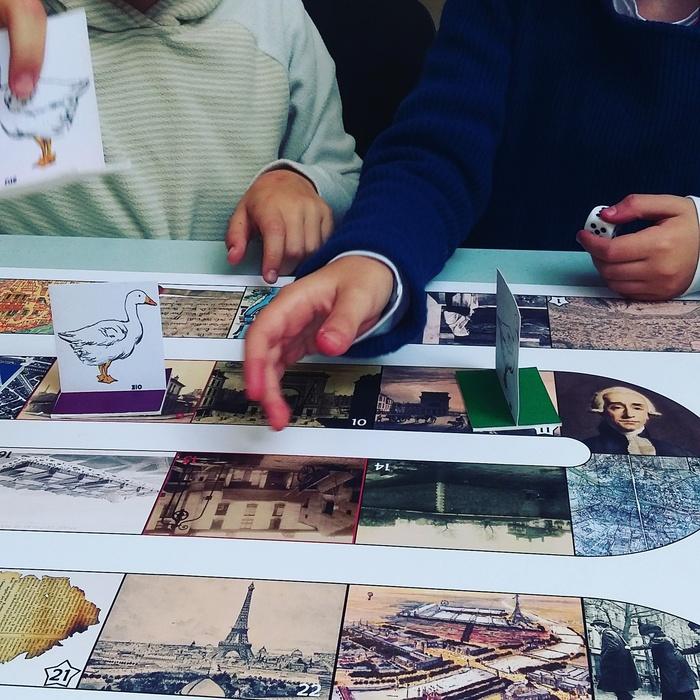 Journées du patrimoine 2020 - ANNULÉ - Animations pour enfants (6-12 ans) aux Archives de Paris
