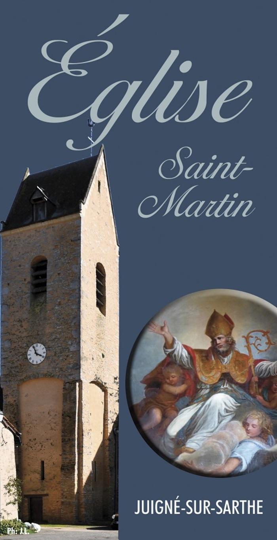Journées du patrimoine 2019 - Visites de l'église Saint-Martin