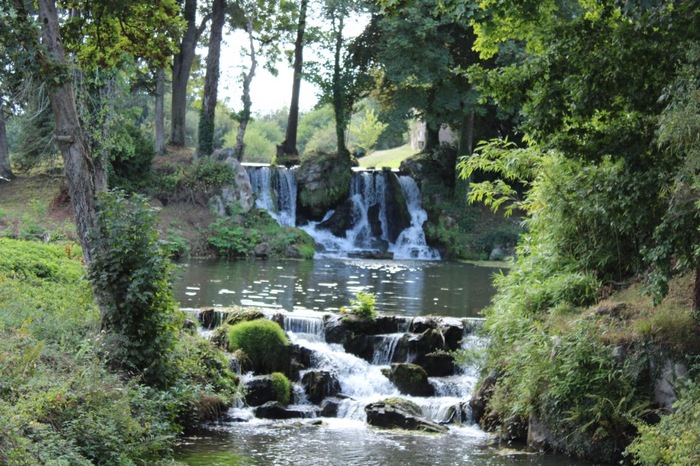 Journées du patrimoine 2020 - Visite du parc et des cascades de la Germonière