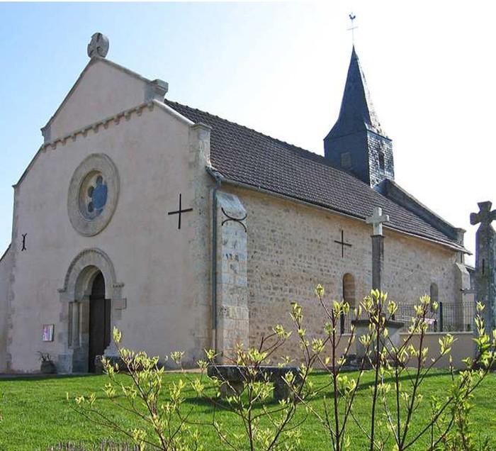 Journées du patrimoine 2019 - À la découverte de l'église de Tercé