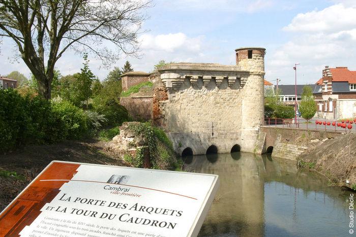 Journées du patrimoine 2020 - La porte des Arquets, porte d'entrée des eaux de la ville