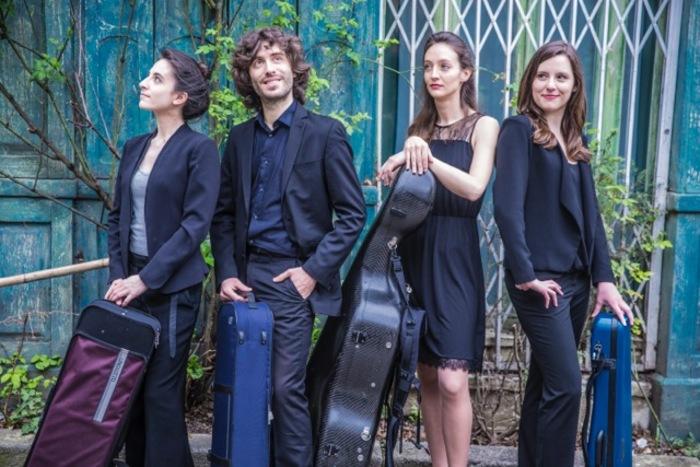 Journées du patrimoine 2019 - Concert « Quatuor Koltes », quatuor à cordes