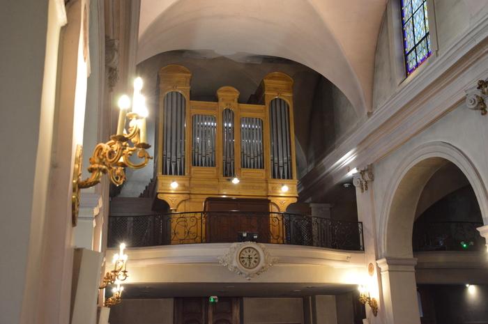 Journées du patrimoine 2020 - Visite musicale et atelier autour de l'orgue Abbey restauré et agrandi, tribune ouverte à ceux qui souhaitent le jouer.