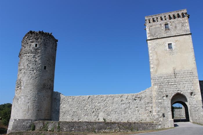 Journées du patrimoine 2020 - Visite commentée de la plus ancienne bastide du Béarn et de son château
