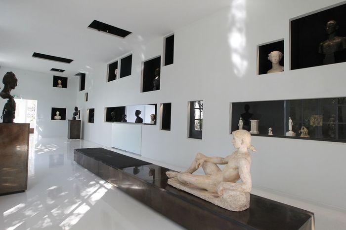 Journées du patrimoine 2019 - Visite libre du musée Paul Belmondo