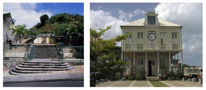 Journées du patrimoine 2020 - St-Pierre / Visite commentée de la ville