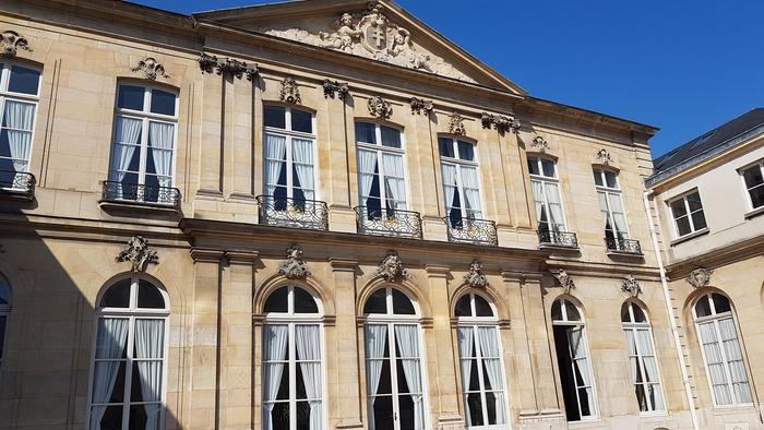 Journées du patrimoine 2019 - Visite de l'hôtel de Brienne et du cabinet de la ministre des Armées SUR INSCRIPTION