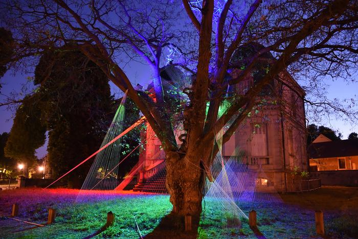 Journées du patrimoine 2019 - Visite nocturne de Sculptures-en-l'île
