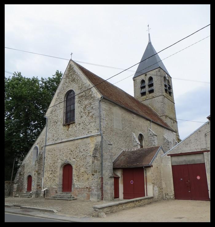 Journées du patrimoine 2020 - Visite guidée de l'église de Touquin (XIIe-XVe siècles)
