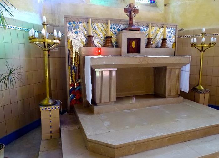 Journées du patrimoine 2020 - Visite de l'église Sainte-Marie-Madeleine des Molières