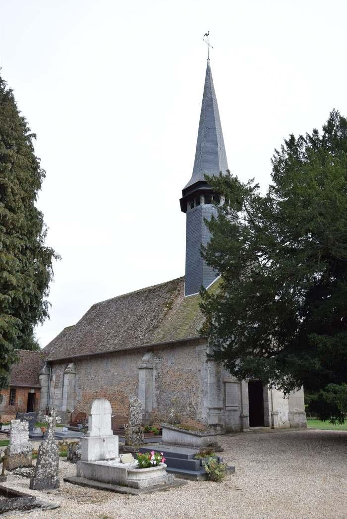 Journées du patrimoine 2019 - Visite libre de l'église du Troncq