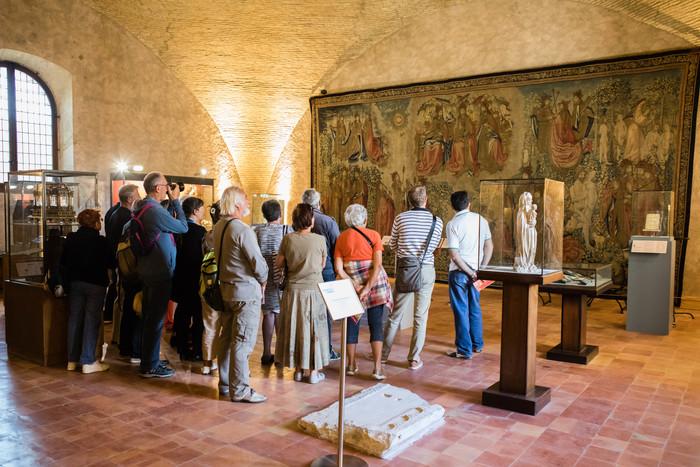 Journées du patrimoine 2019 - Trésor de la cathédrale