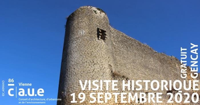 Journées du patrimoine 2020 - Visite historique