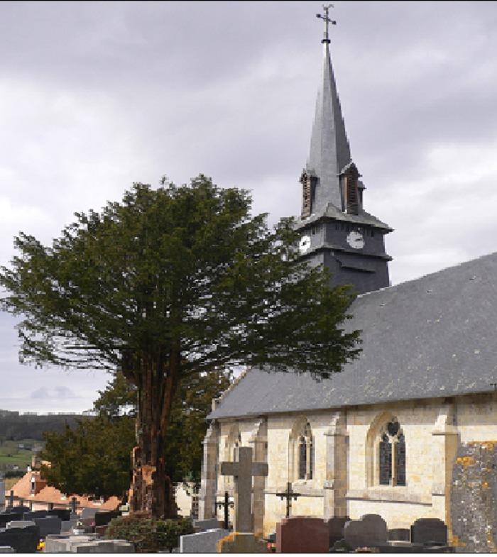 Journées du patrimoine 2020 - Visite guidée de l'église Notre-Dame de Courson