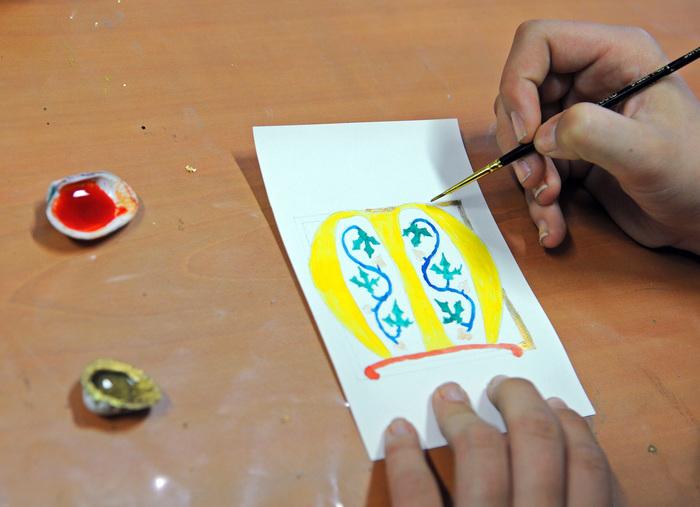 Journées du patrimoine 2019 - Atelier de calligraphie et d'enluminures
