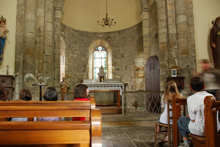 Journées du patrimoine 2020 - Visite commentée de la chapelle Saint-Joachim
