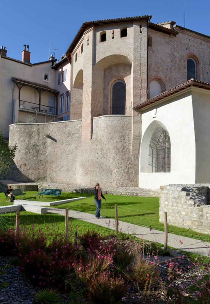 Journées du patrimoine 2019 - Visite guidée Découverte du jardin du musée : des vestiges archéologiques aux essences végétales