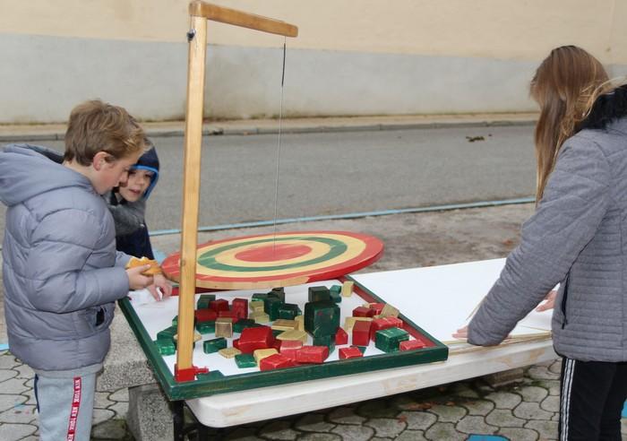 Journées du patrimoine 2019 - Jeux d'antan en bois
