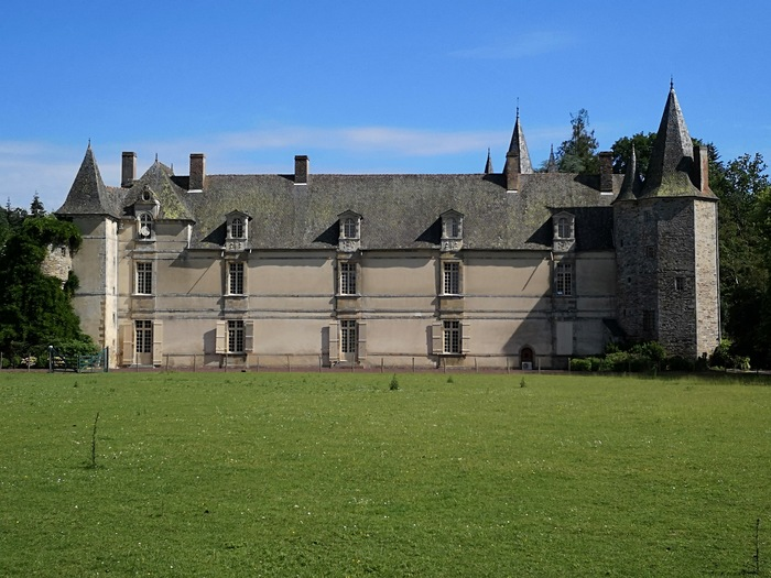 Journées du patrimoine 2020 - Visite libre ou guidée du Château de L'Espinay