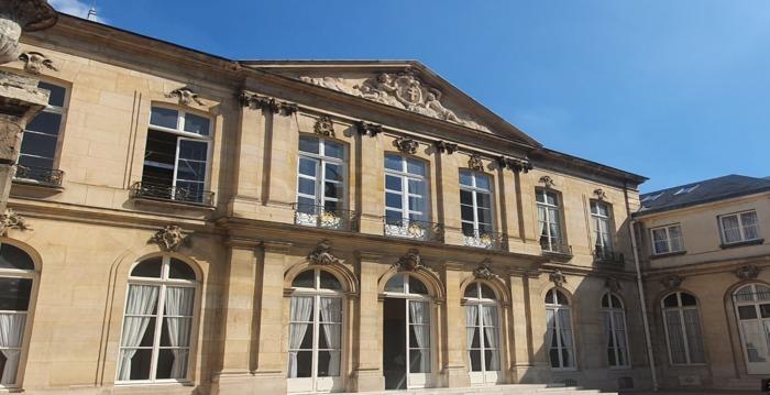 Journées du patrimoine 2020 - Visite de l'hôtel de Brienne et du cabinet de la ministre des Armées (sur inscription)