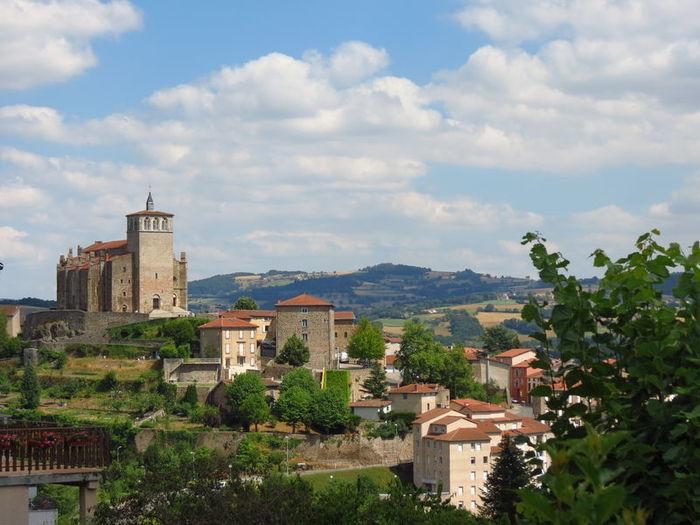 Journées du patrimoine 2020 - Visite guidée du centre historique de Saint-Symphorien-sur-Coise et de son église collégiale