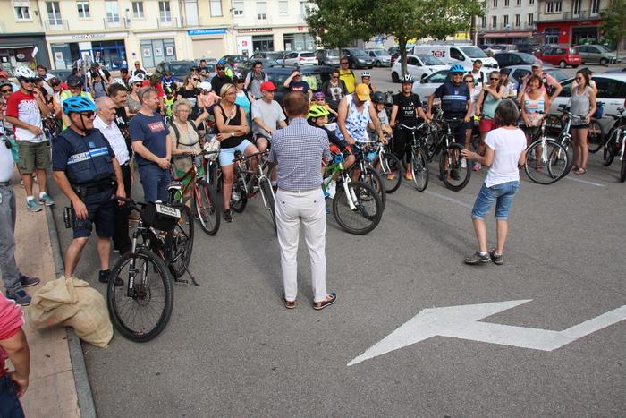 Journées du patrimoine 2020 - Fête du vélo ! Découverte du centre-ville à vélo et pique-nique