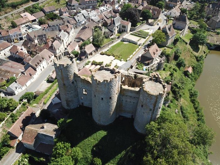 Journées du patrimoine 2020 - Visite guidée du château de Bourbon-l'Archambault
