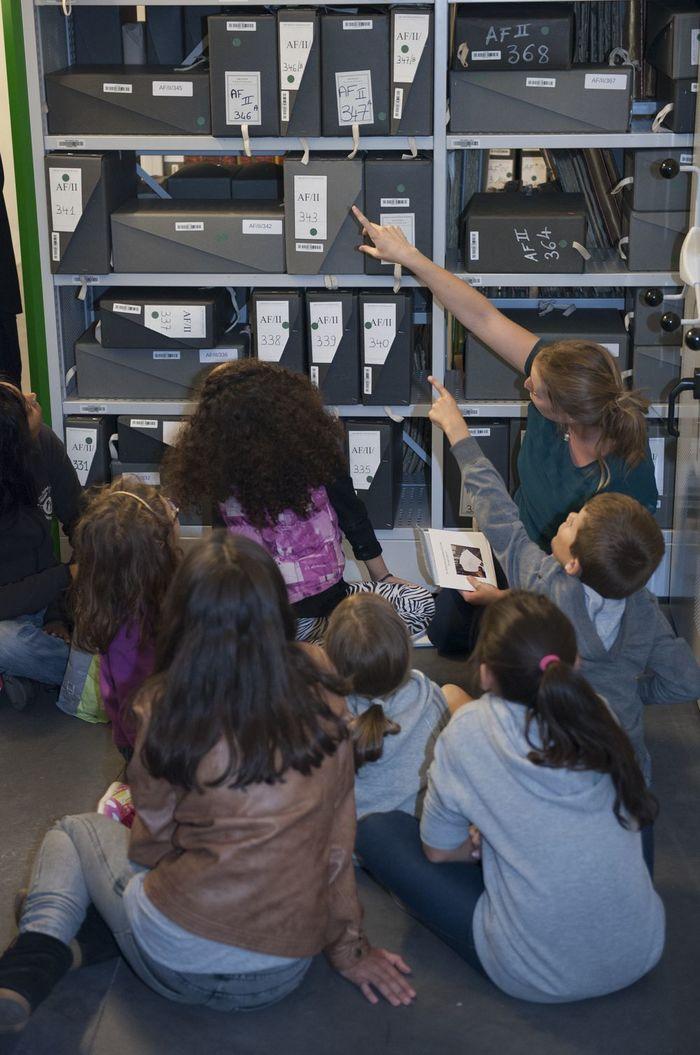 Journées du patrimoine 2019 - Visite guidée du site de Pierrefitte-sur-Seine pour les enfants