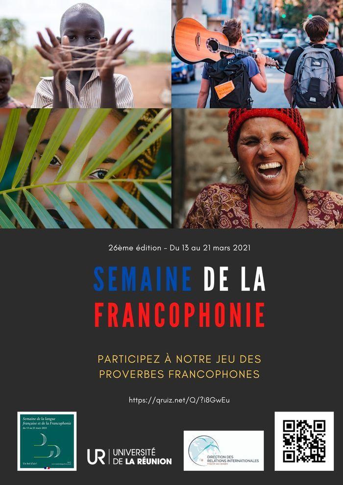 """Le """"jeu des proverbes et dictons francophones"""" est un petit quiz en ligne de 2 à 3 minutes pour s'amuser, mais aussi pour gagner en sagesse et en apprendre davantage sur la communauté francophone."""