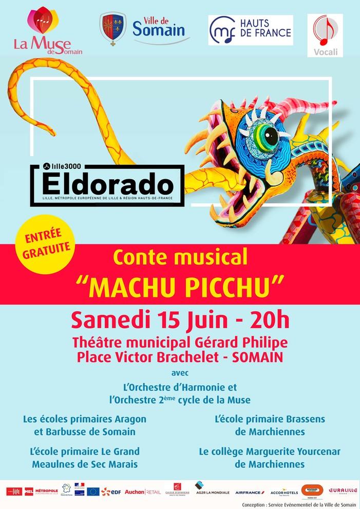 Concert Eldorado - Machu Picchu