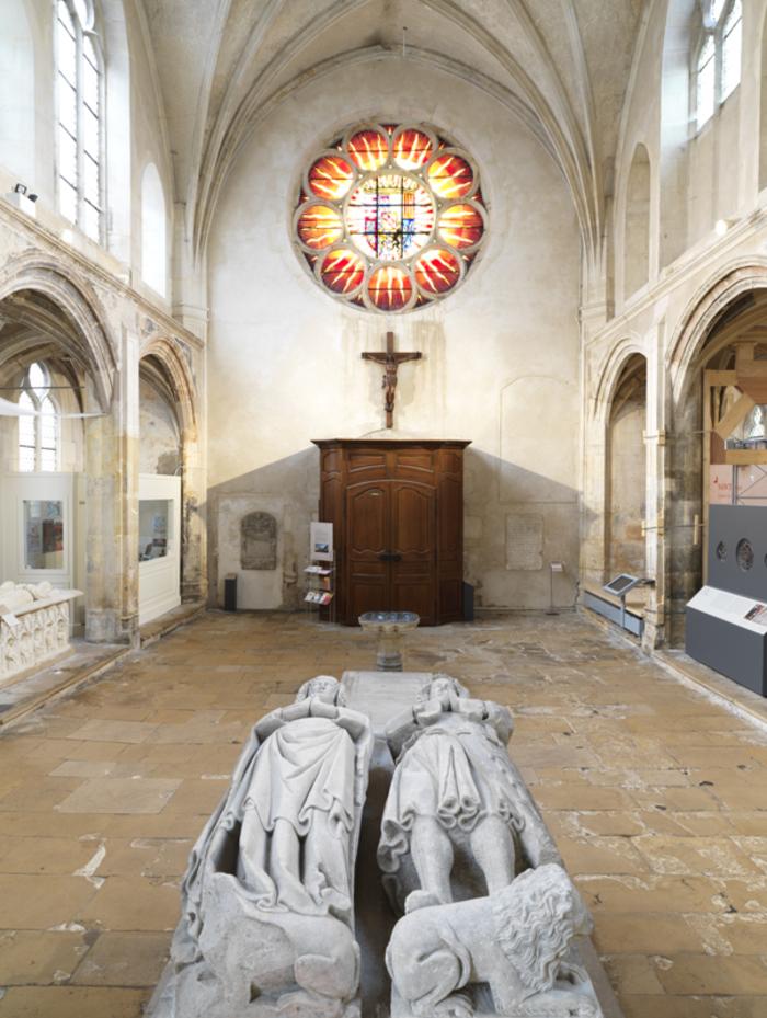 Nuit des musées 2019 -Visite libre de l'Église des Cordeliers