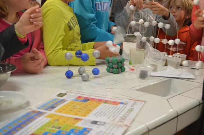 Journées du patrimoine 2020 - Atelier scientifique