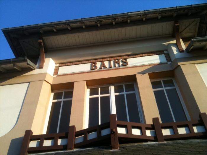 Journées du patrimoine 2019 - Visite libre des Bains