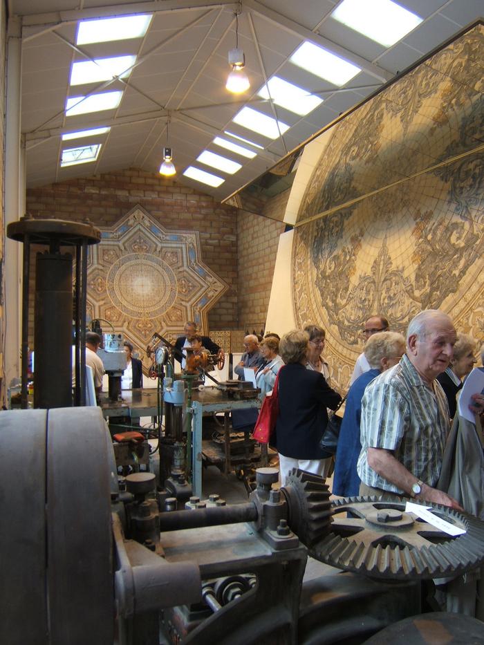 Journées du patrimoine 2019 - Musée d'Art et d'Industrie Paul Charnoz
